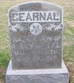 Sallie W. <i>Bean</i> Cearnal