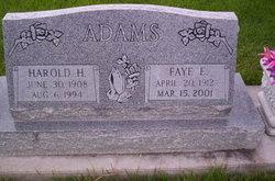 Faye E. Adams