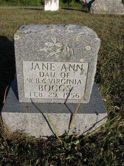 Jane Ann Boggs