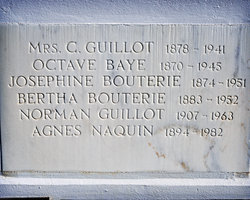 Octave Antoine Baye