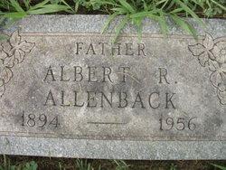 Albert R Allenback