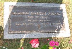Ricardo Marquiz Aldana