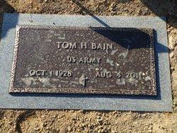 Tom H. Bain