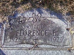 Florence B. Jones