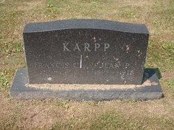 Francis C Karpp
