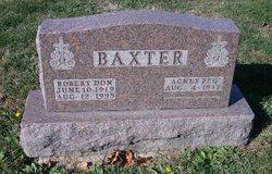 Robert Don Baxter