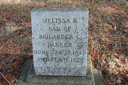 Melissa B Parker