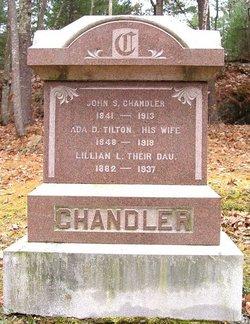 Ada D <i>Tilton</i> Chandler