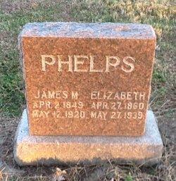 Martha Elizabeth <i>Shelton</i> Phelps