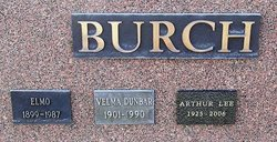 Elmo Lee Burch