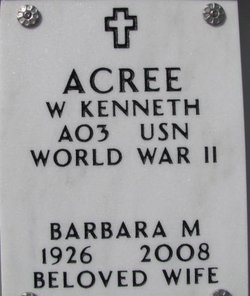 Barbara M. Acree