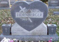 Myrtle Catherine <i>Johnson</i> Hornberger