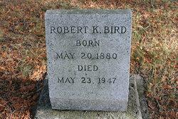 Robert K Bird