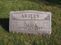 Sarah Albina <i>Jacoby</i> Artley