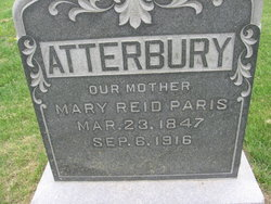 Mary Reid <i>Paris</i> Atterbury