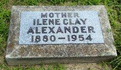 Ilene <i>Clay</i> Alexander