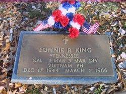 Corp Lonnie R King