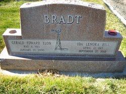 Ida Lenora <i>Hill</i> Bradt