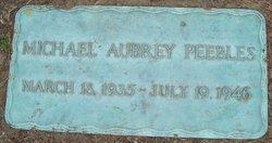 Michael Aubrey Peebles