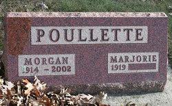 Morgan A Poullette