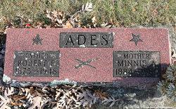 Robert E Ades