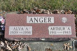 Alva A <i>Ades</i> Anger