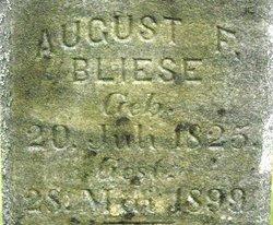 August F. Bliese