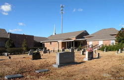 White House Church of Christ Cemetery