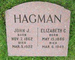 Elizabeth Caroline <i>Richard</i> Hagman