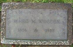James Madison Wooden