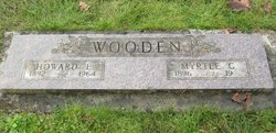 Myrtle Grace <i>Hagman</i> Wooden
