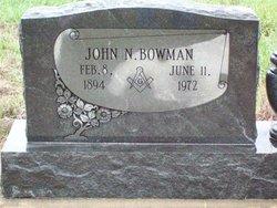 John N. Bowman