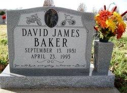 David James Baker