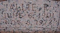 Allie P. <i>Pittillo</i> Fain