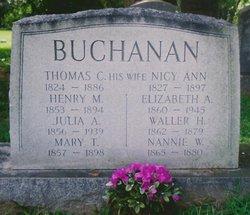 Thomas C. Buchanan