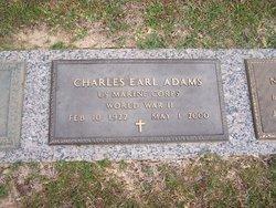 Charles Earl Adams