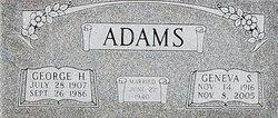 Icel Geneva <i>Shinn</i> Adams