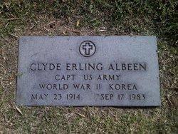 Clyde Erling Albeen