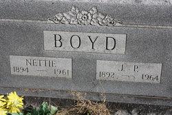 Nettie C. <i>Byrd</i> Boyd