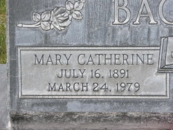 Mary Catherine <i>Brothers</i> Bagwell