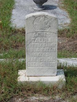 Agnes Tallulah Akins