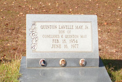 Quinton Lavelle May, Jr
