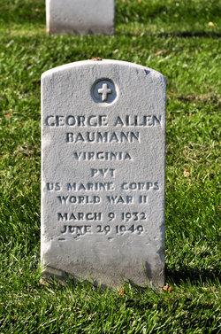 George Allen Baumann