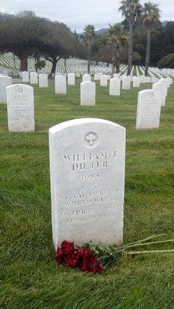 William J Dieter
