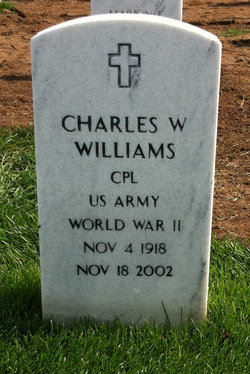 Charles W Williams