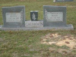 Bessie Ophelia <i>Thompson</i> Calhoun