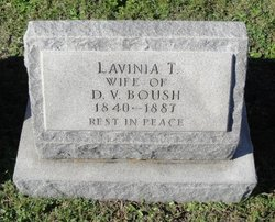 Lavinia T <i>Old</i> Boush