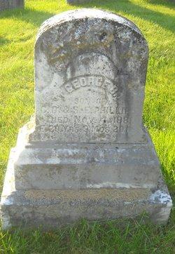 George B Phillips