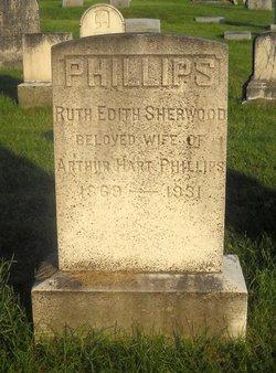 Ruth Edith <i>Sherwood</i> Phillips