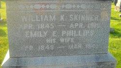 Emily Frances <i>Phillips</i> Skinner